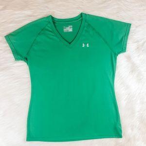 Women's Under Armor HeatGear T-shirt Size Medium